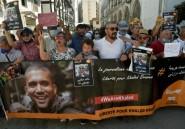 Algérie: lourde peine pour le journaliste Khaled Drareni, maintenu en prison