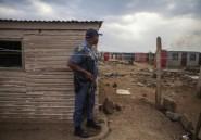 """Xénophobie chronique en Afrique du Sud: les étrangers """"vivent dans la peur"""" (HRW)"""
