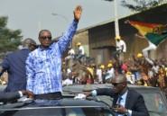 Présidentielle en Guinée: Condé donne des accents communautaristes