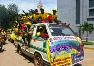 A l'orée d'un cycle électoral, les temps sont durs pour les pro-démocratie en Afrique de l'Ouest