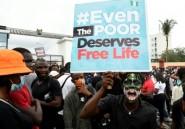 Nigeria: encore deux morts dans de nouvelles manifestations contre les violences policières