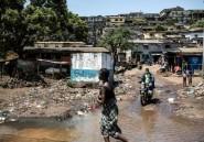 """En Guinée, les chantiers du """"bâtisseur"""" Condé"""