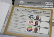 Les Seychellois choisissent leurs président et députés