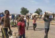 Nigeria: les pillages se multiplient, les autorités