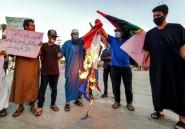 """Libye: Tripoli dénonce les propos de Macron et réclame des """"excuses"""""""