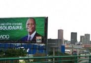 Election présidentielle sous tension en Côte d'Ivoire où Ouattara brigue un 3e mandat