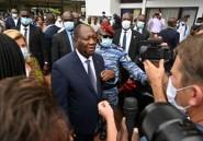 Présidentielle en Côte d'Ivoire: victoire de Ouattara reconnue en Afrique, nouvelles violences