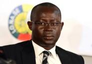 Le Sénégalais Augustin Senghor candidat