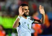 L'Algérie se qualifie pour la Can grâce
