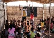 Soudan: espoir et joie dans une école d'un camp de réfugiés éthiopiens
