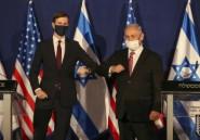 Normalisation: premier vol direct Israël-Maroc mardi, Kushner